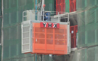 YHX and JD Rigging
